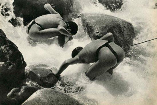 Yonosuke Natori. Rivière de Kano 1937. Via liveauctioneers