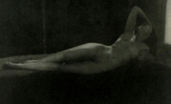 Bertram Park. Nude study 1921. Via wiki
