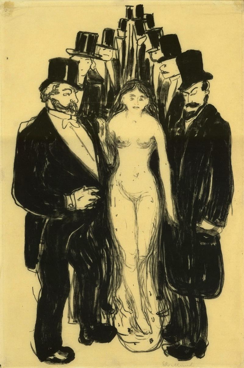 Edvard Munch 1896