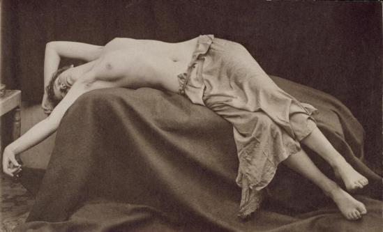 Edward Linley Sambourne. Kate Manning 1888. Via reprotableaux