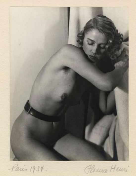 Florence Henri. Honor  1934. Via arnet
