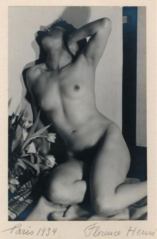 Florence Henri1. Line Viala 1934. Via artnet