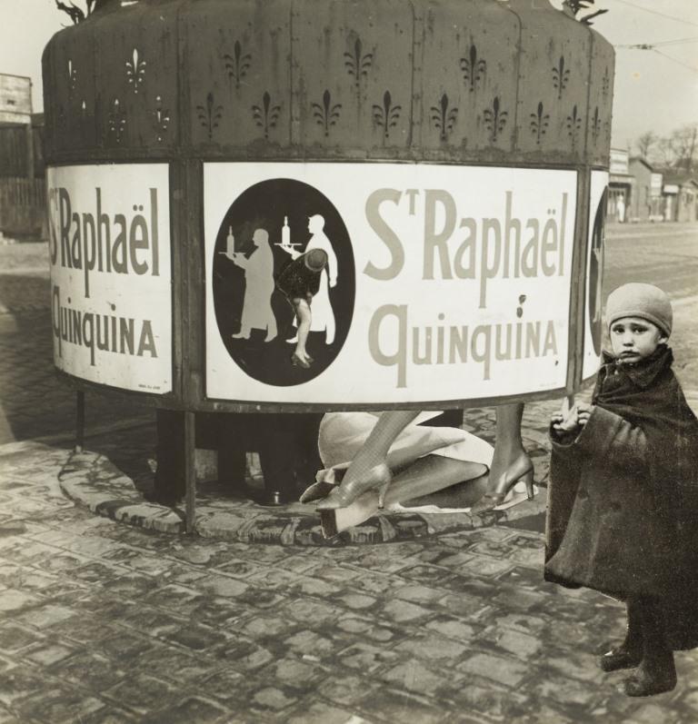 Georges Hugnet. My wanderings lead me, from Eight days at Trébaumec 1936. Via clevelandart