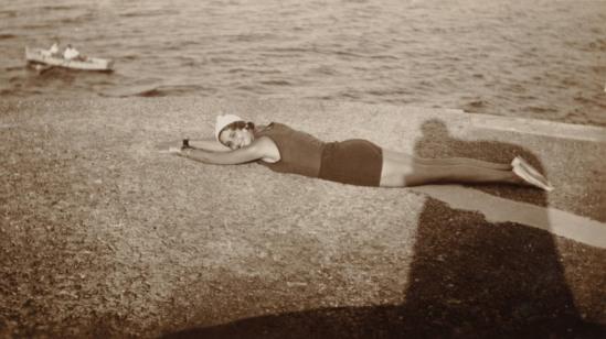 Jacques-Henri Lartigue. Renée Perle 1931. Via clevelandart