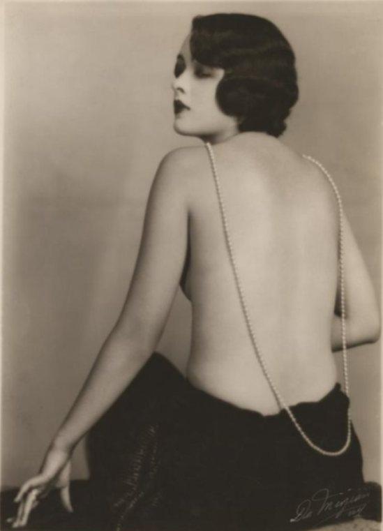 John de Mirjian. From Risqué pose 1910s-1930s. Via liveauctioneers