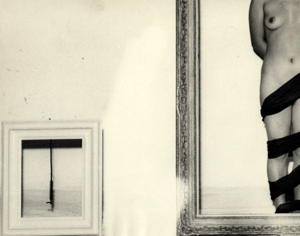 Kansuke Yamamoto, 1951 ©Toshio Yamamoto.