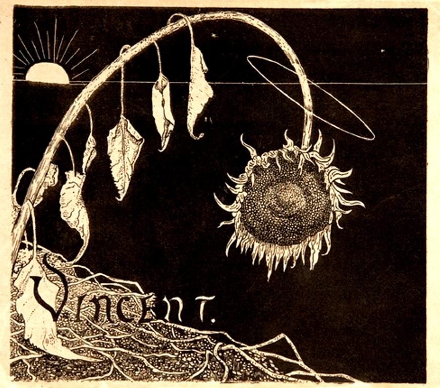 Vincent van Gogh. Exhibition catalogue 1892
