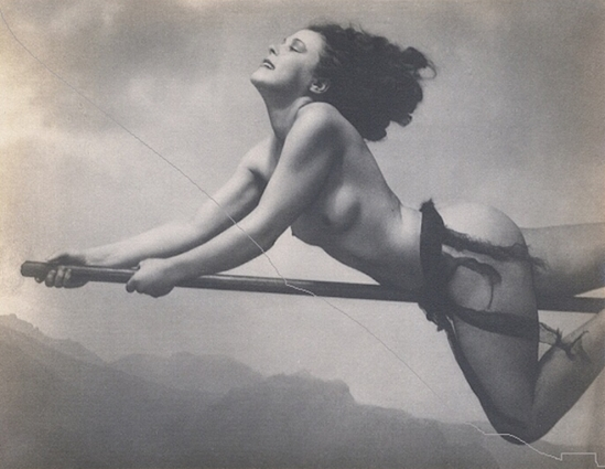 William Mortensen. Via monchevalier
