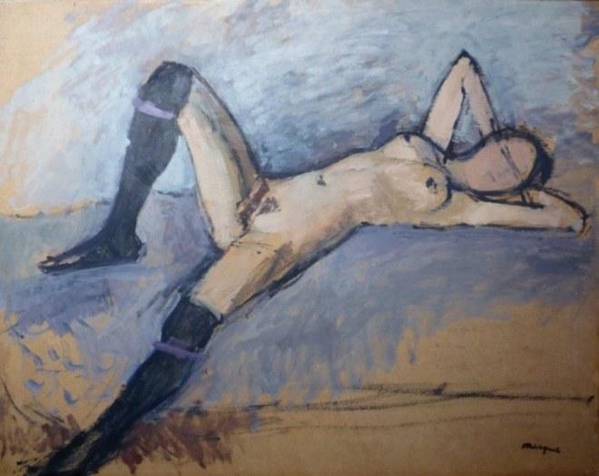 Albert Marquet. Etude pour les deux amies 1912