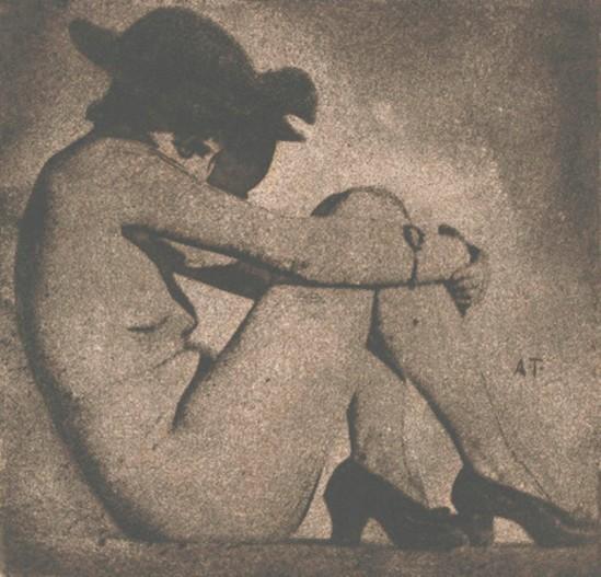 Anatoly Trapani. Etude 1915. Via mamm
