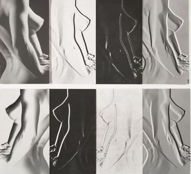 Andreas Feininger. Sans titre 1942. Via ccpemuseum