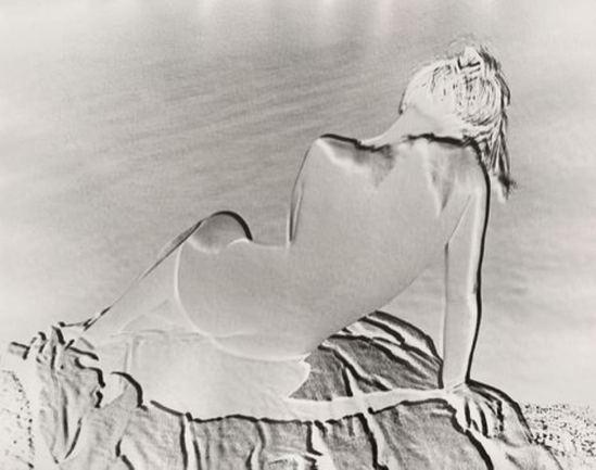 Andreas Feininger. Sans titre 1933. Via ccpemuseum