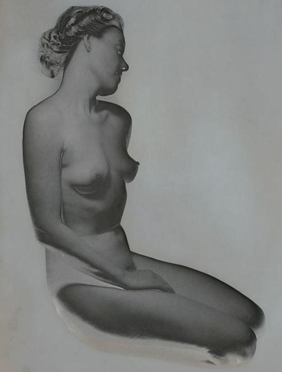Andreas Feininger. Stockholm 1934. Via ccpemuseum