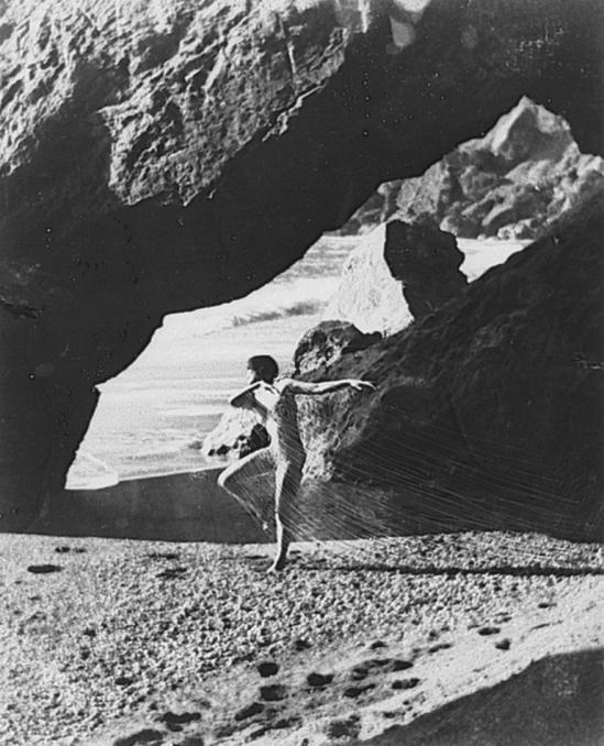 Anne Brigman. Ballet de mer 1908. Via geh