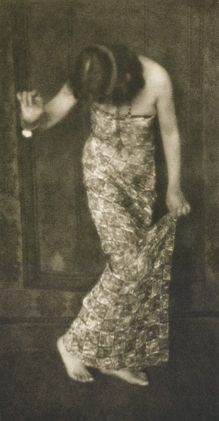 C. Yarnall Abbott. The dancer 1908. Via photoseed