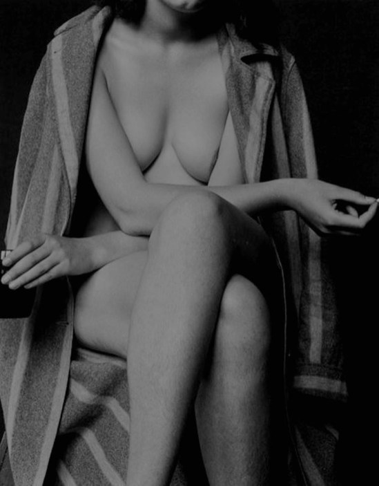 Edward Weston. Charis Wilson 1934. Via ccpemuseum