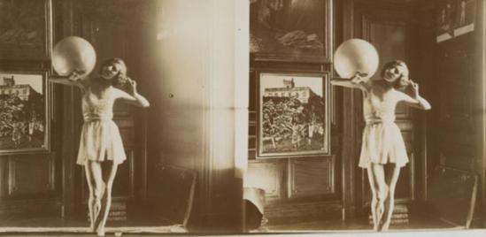 Emili Vilà i Gorgoll. Sans titre entre 1920-1930. Via calaix.gencat