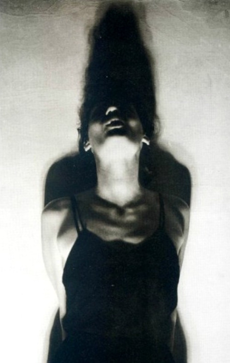 Erwin Blumenfeld. Dancer Chaja Goldstein  1932. Via annas interval on tumblr