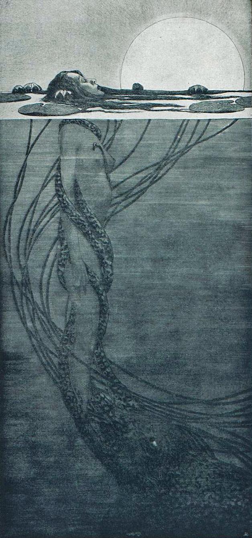 fritz Hegenbart . Art and Mammon, Jugend 1902