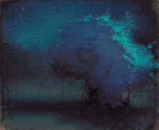 John Felsing. Lilac moon