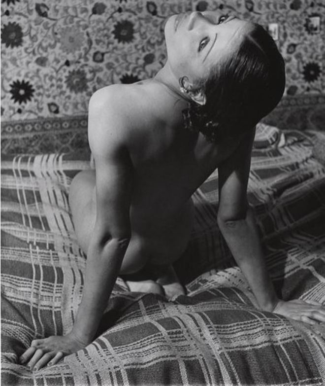 John Gutmann. Billy on my couch 1935. Via ccpemuseum