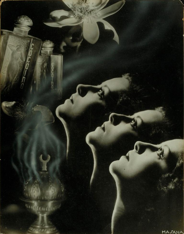 Josep Masana. Cocaina. Via museunacional.cat