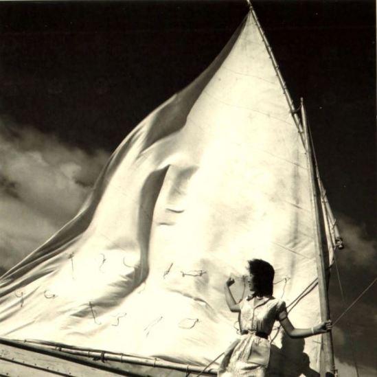 Kansuke Yamamoto 1949©Toshio Yamamoto