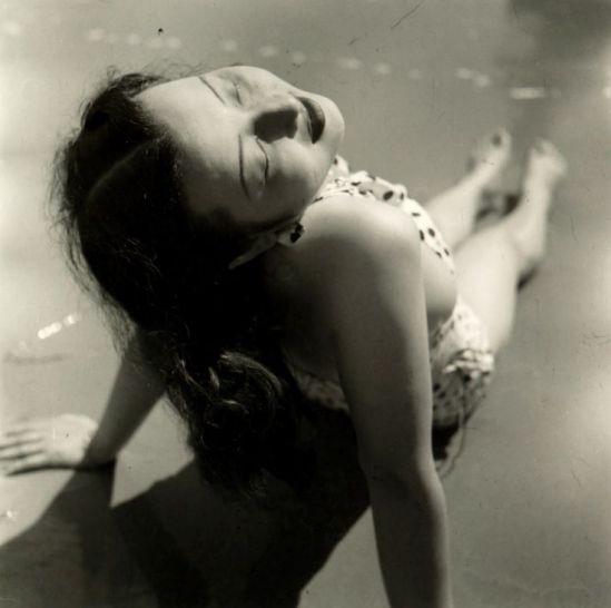 Kansuke Yamamoto 1955 ©Toshio Yamamoto