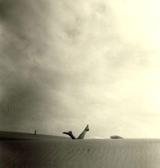 Kansuke Yamamoto 1950 ©Toshio Yamamoto