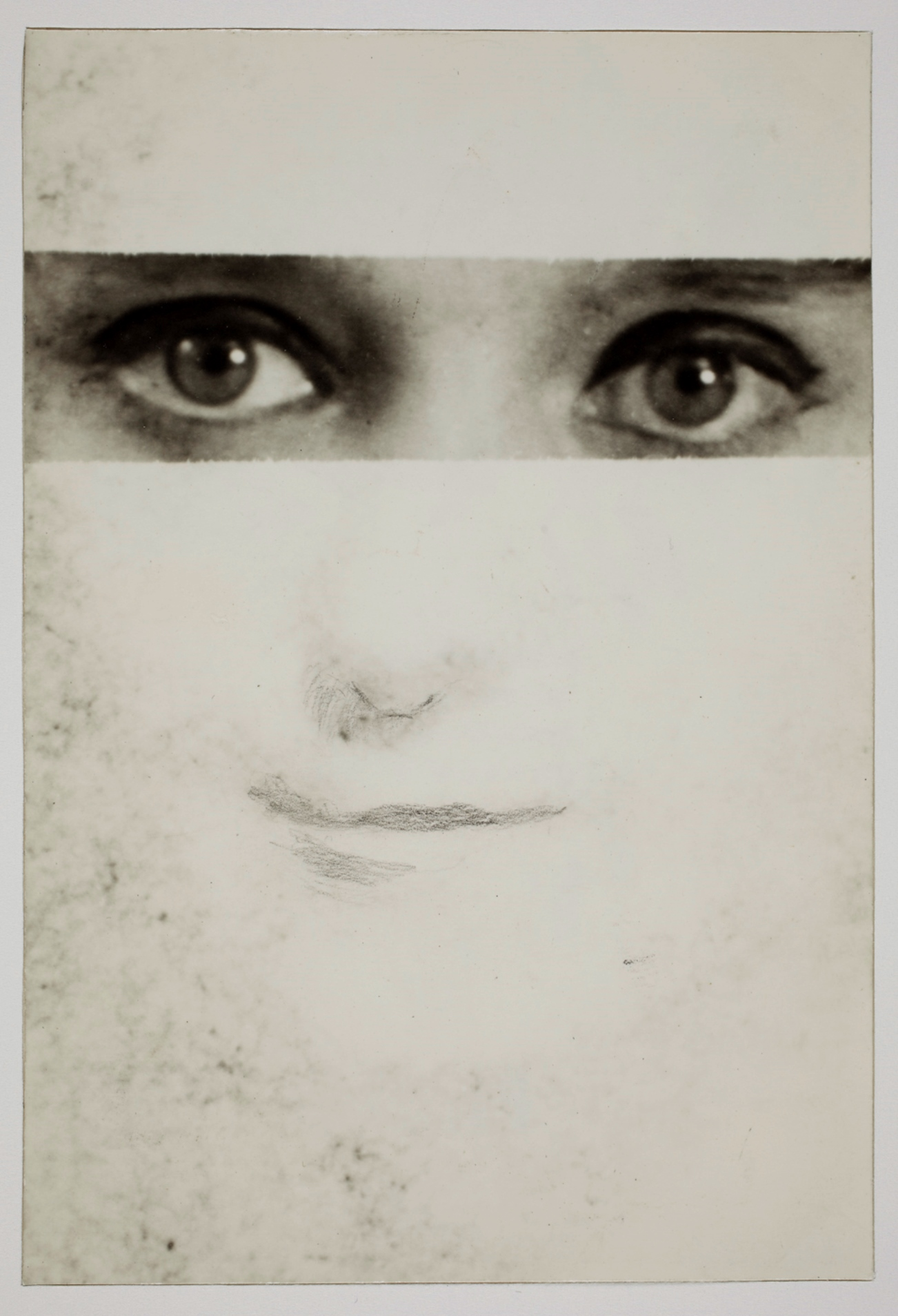 Man Ray. Eyes 1935. Via argo.net