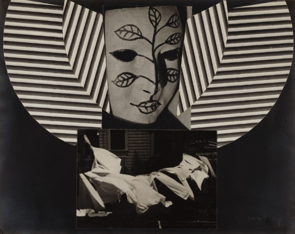 Man Ray. Optical Exercise I  1942® Man Ray Trust Via getty