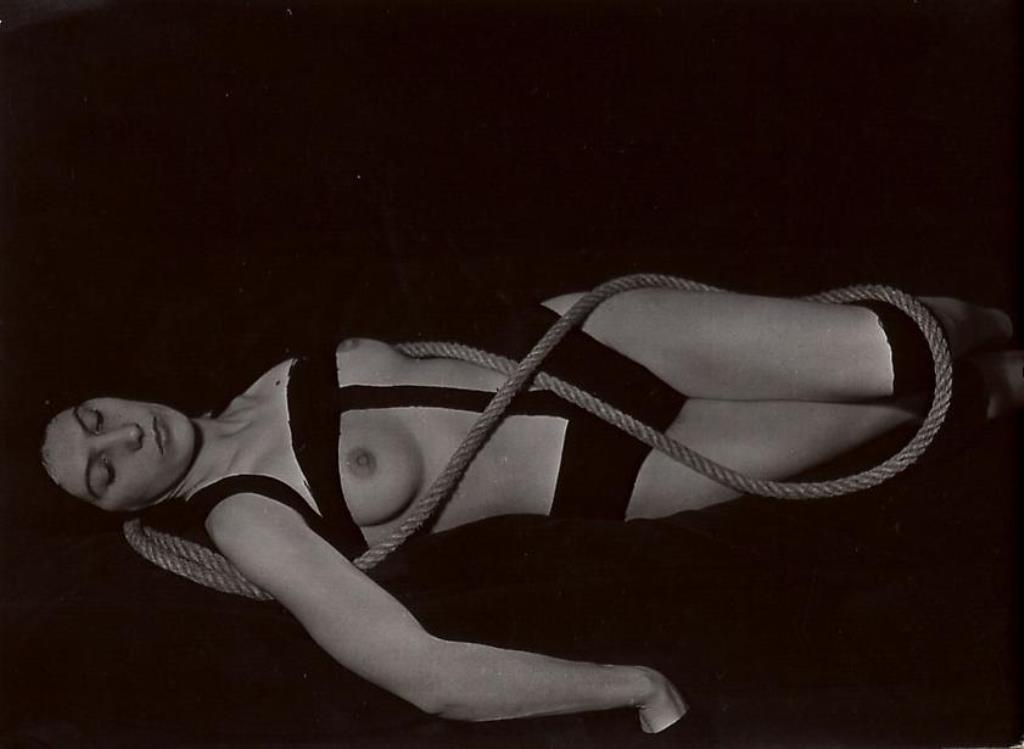 Man Ray. Sans titre. Nu 1928-1929 ®Man Ray Trust