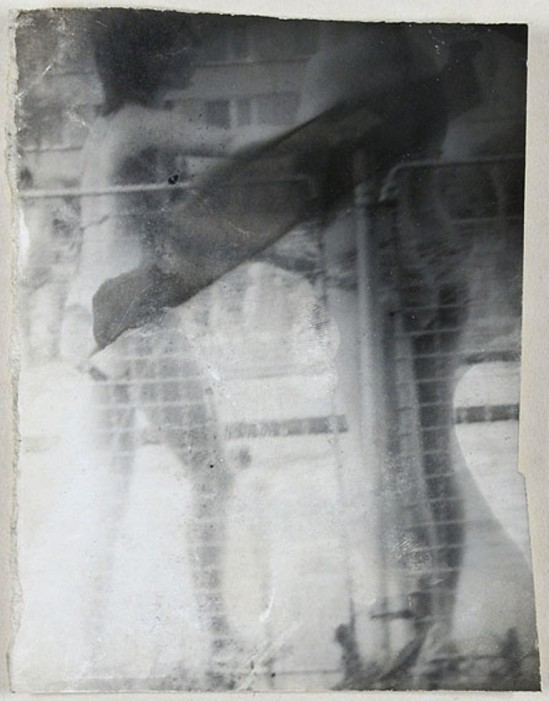 Miroslav Tichy. Swimming pool 1978