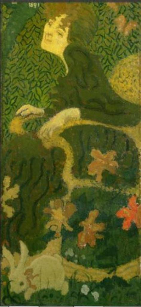 Pierre Bonnard 1891