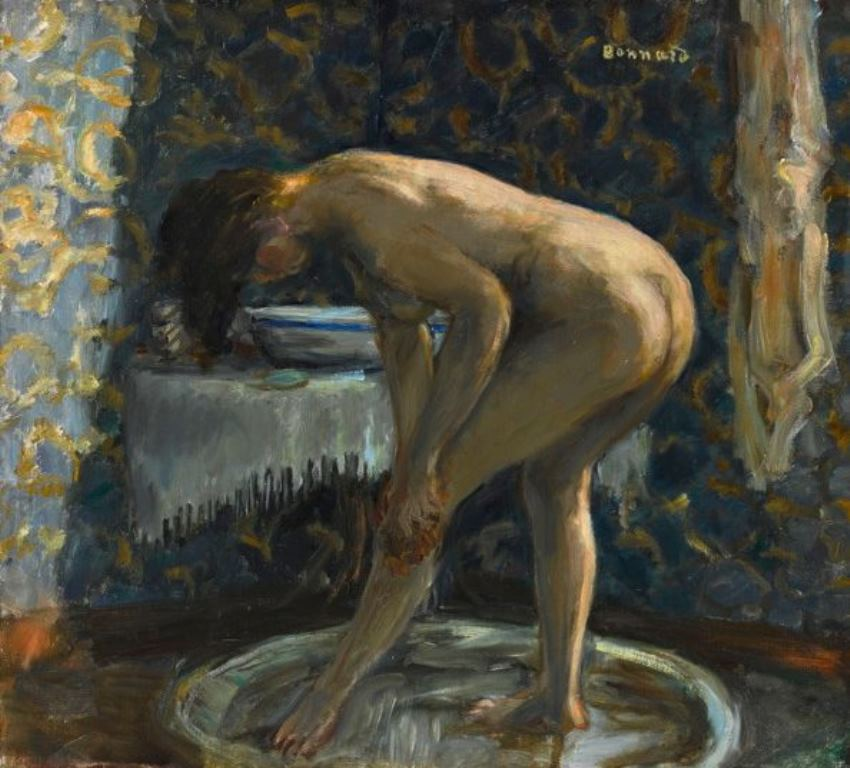 Pierre Bonnard. Nu au tub 1903