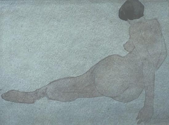 Auguste Rodin. Sans titre