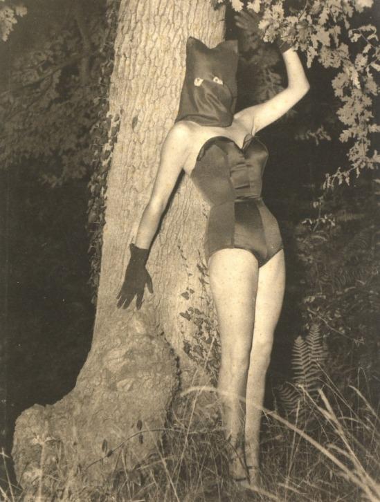 Jean Dieuzaide. L'oeil est gourmand 1950. Via auction.fr