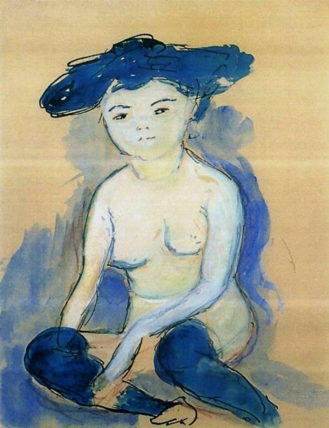 Marianne von Werefkin. Hélène 1909