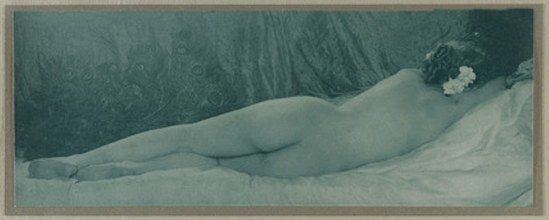 William Whetten Renwick. Nude 1907