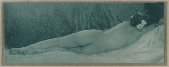 William Whetten Renwick. Nude 1907