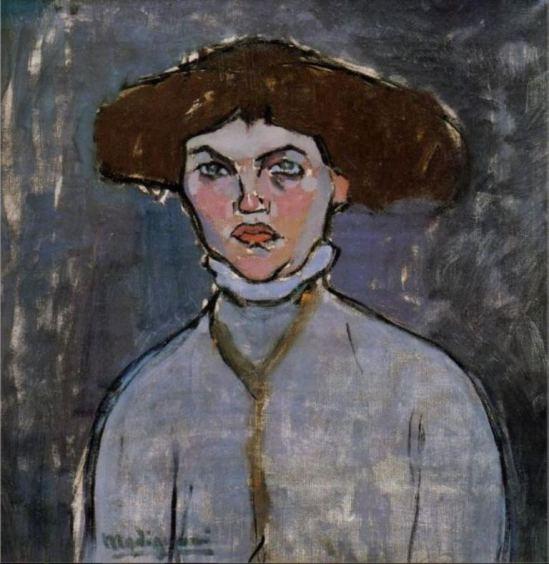 Amedeo Modigliani 1908