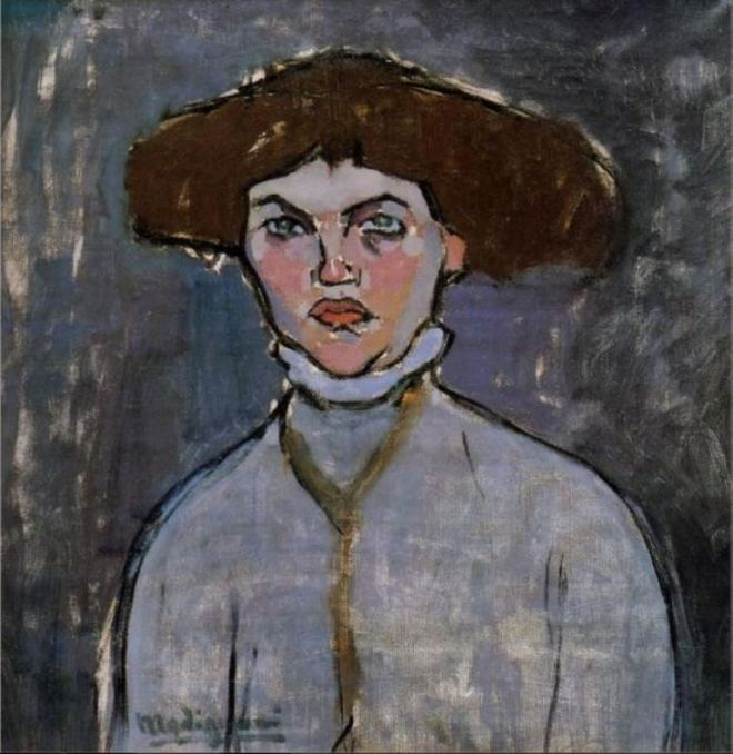 Amedeo Modigliani 1908