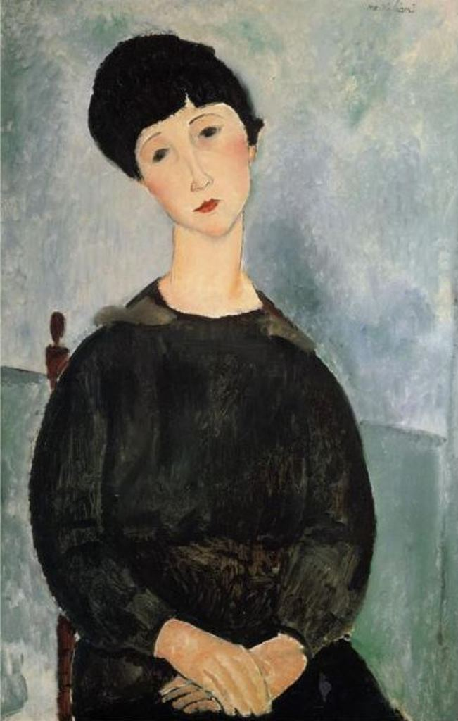Amedeo Modigliani 1918