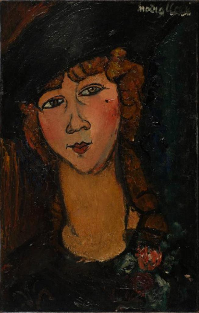 Amedeo Modigliani. Lolotte