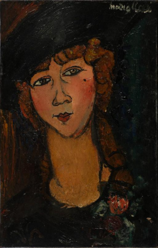 Amedeo Modigliani. Lolotte