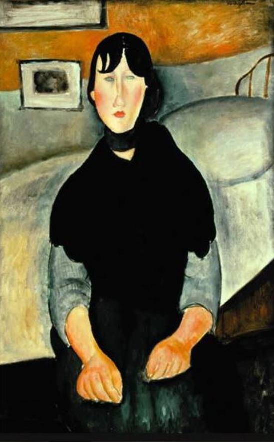 Amedeo Modigliani1 1918