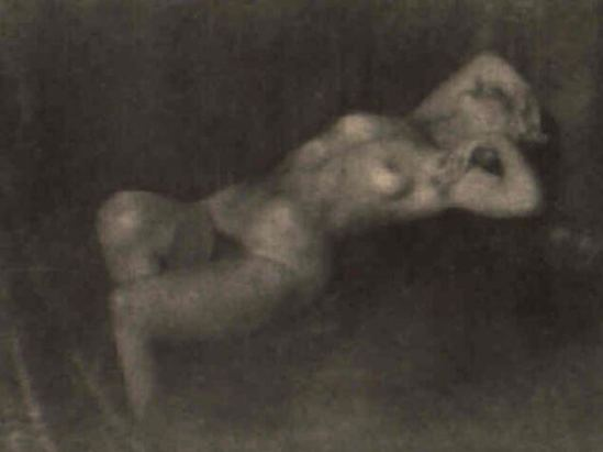 Emery P. Reves-Biro. Nude 1930-1939. Via artnet