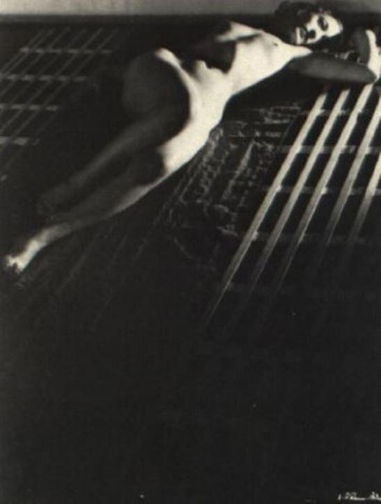 Emery P. Reves-Biro. Nude study 1930-1939. Via artnet