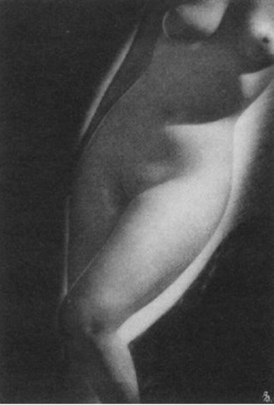 Emery P. Reves-Biro. Sans titre. Nude torso. Via artnet