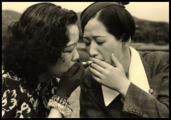 Kansuke Yamamoto c.1950 ©Toshio Yamamoto